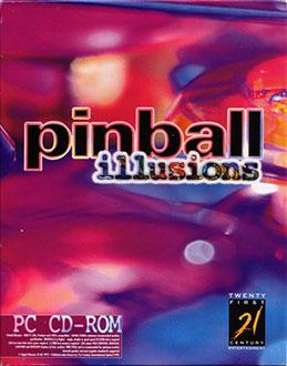 Portada de la descarga de Pinball Illusions