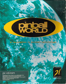 Portada de la descarga de Pinball World