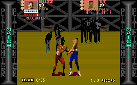 Pantallazo del juego online Pit-Fighter (PC)