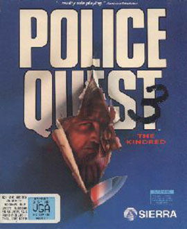 Juego online Police Quest III: The Kindred (PC)