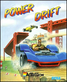 Juego online Power Drift (PC)