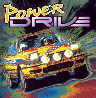 Carátula del juego Power Drive (PC)