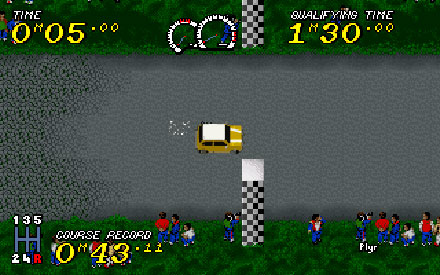 Pantallazo del juego online Power Drive (PC)