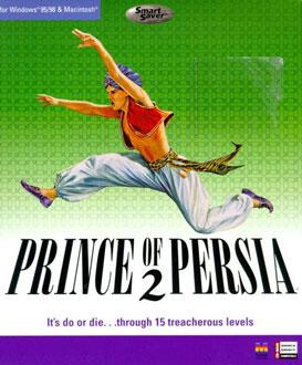 Carátula del juego Prince of Persia 2 (PC)