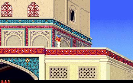 Pantallazo del juego online Prince of Persia 2 (PC)