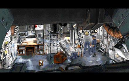 Pantallazo del juego online Prisoner of Ice (PC)