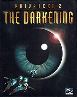 Portada de la descarga de Privateer 2: The Darkening