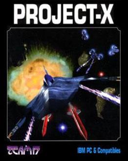 Carátula del juego Project X (PC)