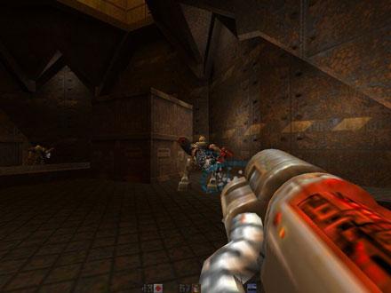 Imagen de la descarga de Quake II