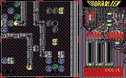 Pantallazo del juego online Quadralien (PC)