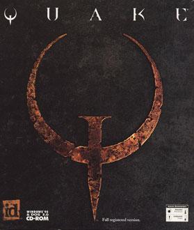 Portada de la descarga de Quake
