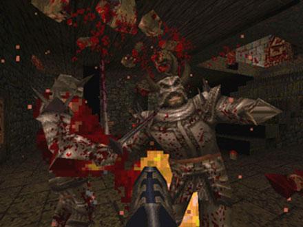 Pantallazo del juego online Quake (PC)