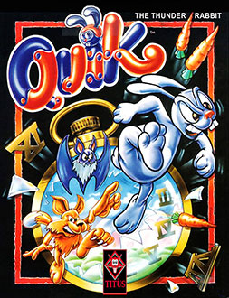 Juego online Quik: The Thunder Rabbit (PC)
