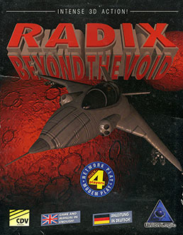 Juego online Radix: Beyond the Void (PC)
