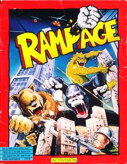 Portada de la descarga de Rampage