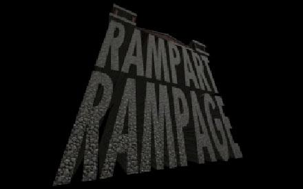 Carátula del juego Rampart Rampage (PC)