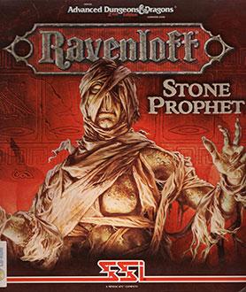 Juego online Ravenloft: Stone Prophet (PC)