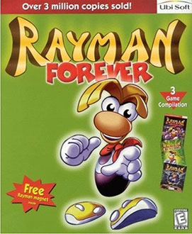 Juego online Rayman Forever (PC)