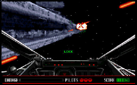Pantallazo del juego online Star Wars Rebel Assault (PC)