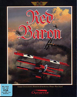 Juego online Red Baron (PC)