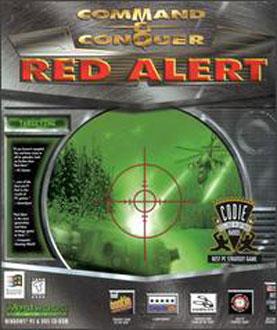 Carátula del juego Command & Conquer Red Alert (PC)