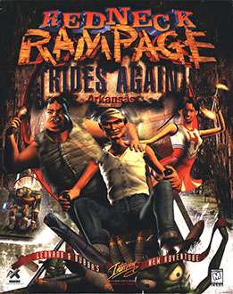 Juego online Redneck Rampage Rides Again (PC)