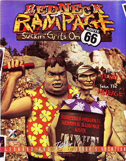 Juego online Redneck Rampage: Suckin' Grits on Route 66 (PC)