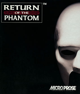 Juego online Return of the Phantom (PC)