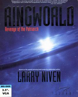 Carátula del juego Ringworld - Revenge of the Patriarch (PC)