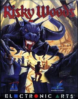 Carátula del juego Risky Woods (PC)