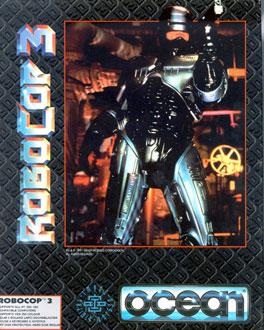 Carátula del juego Robocop 3 (PC)