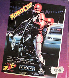 Portada de la descarga de Robocop