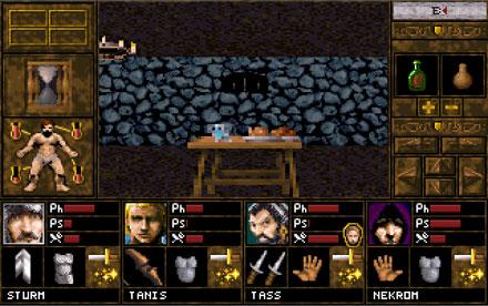 Pantallazo del juego online Rol Crusaders (PC)