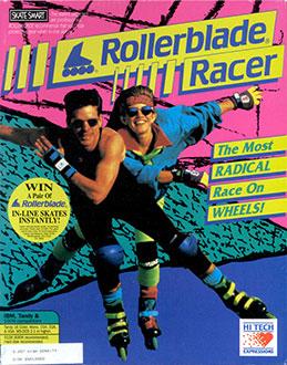 Portada de la descarga de Rollerblade Racer