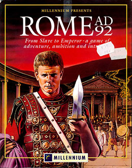 Juego online Rome: A.D. 92 (PC)