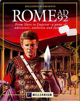 Portada de la descarga de Rome: A.D. 92