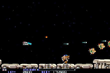 Pantallazo del juego online R-Type (PC)