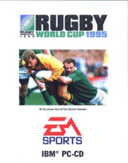Portada de la descarga de Rugby World Cup 1995