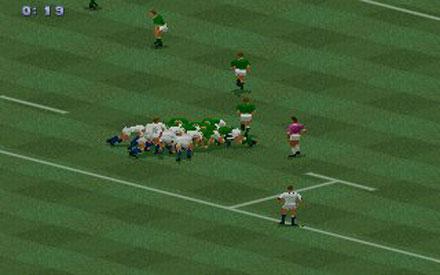 Imagen de la descarga de Rugby World Cup 1995