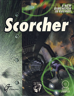 Portada de la descarga de Scorcher