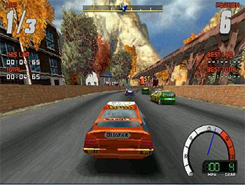 Imagen de la descarga de Screamer Rally