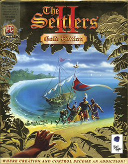 Juego online The Settlers II: Gold Edition (PC)
