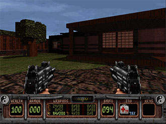 Juego online Shadow Warrior: Twin Dragon (PC)