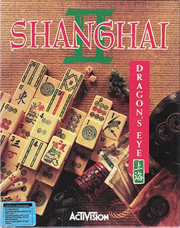 Juego online Shanghai II: Dragon's Eye (PC)