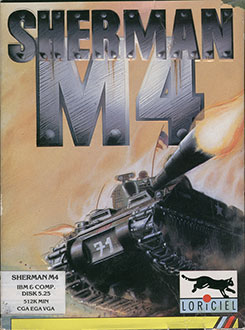 Juego online Sherman M4 (PC)