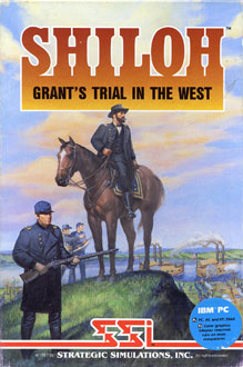 Carátula del juego Shiloh Grant's Trial in The West (PC)