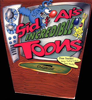 Juego online Sid & Al's Incredible Toons (PC)