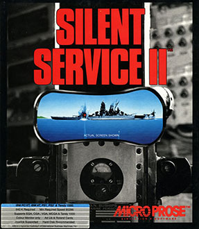 Juego online Silent Service II (PC)