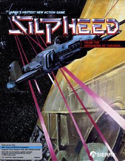 Carátula del juego Silpheed (PC)