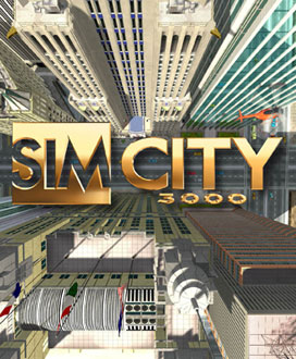 Portada de la descarga de SimCity 3000
